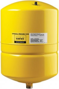 Davey Supercell P 24 HP25 Litre Pressure Tank