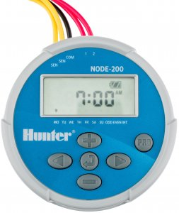 Hunter NODE 2 Station Battery Controller without Solenoids